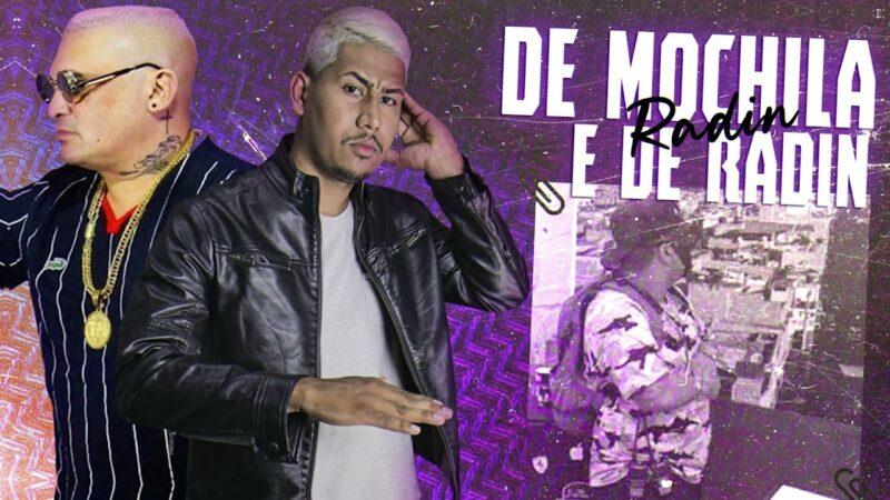 DJ PAULINHO – DE MOCHILA E DE RADIN
