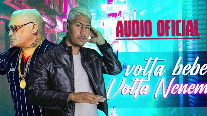 DJ PAULINHO – VOLTA BEBÊ, VOLTA NENÉM